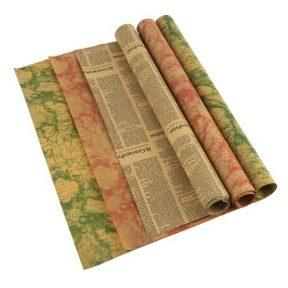 גליונות נייר עיתון